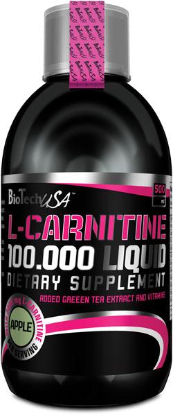 Biotech _l-carnitine-100-000-liquid-500-ml_tmgsport