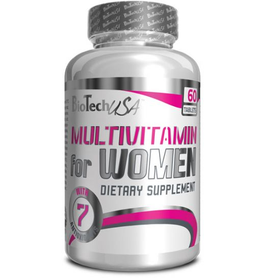Multivitamin for Women tmgsport