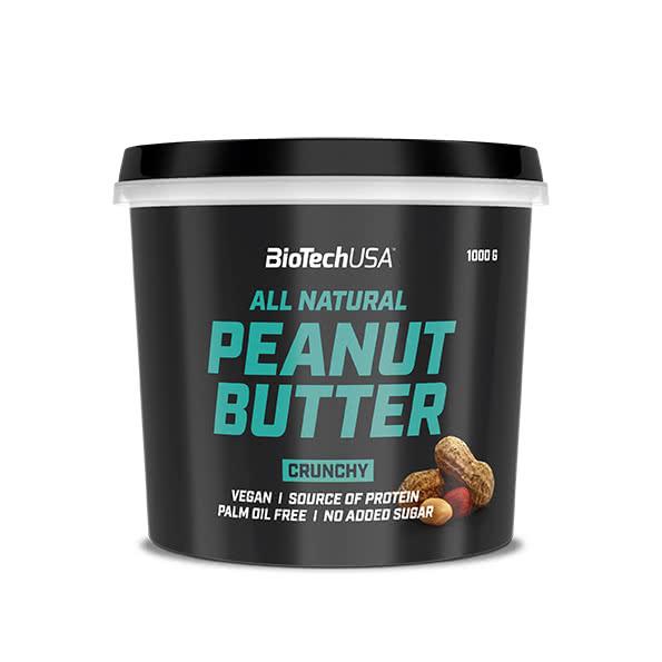 Biotech All Natural Peanut Butter zemes riesutu sviesta