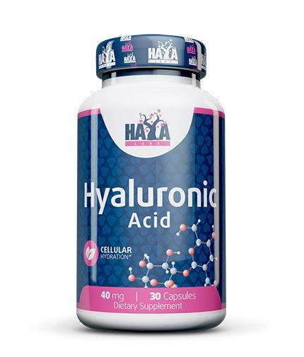Haya Labs Hyaluronic Acid (hialurono rūgštis)