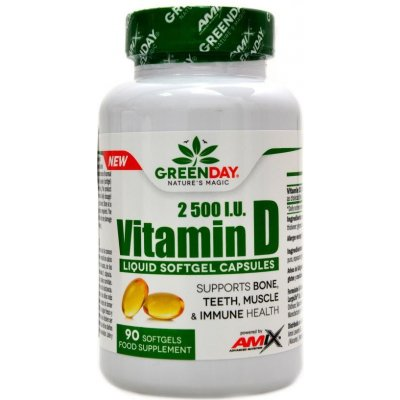 AMIX GREENDAY® VITAMIN D3 tmgsport