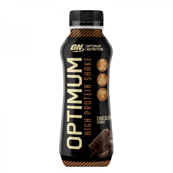 optimum nutrition protein shake baltyminis